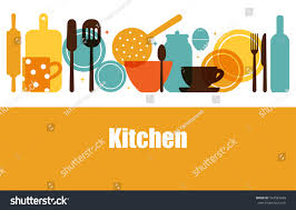 vector set kitchen utensils cooking kitchen stock vector 542923498 vector set of kitchen utensils for cooking kitchen tools the interior of the kitchen