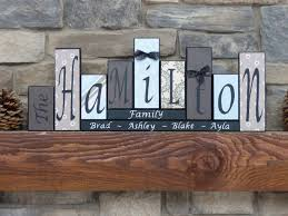 Home Decor Family Room Home Decor Family Name Blocks Living Room Home Decor