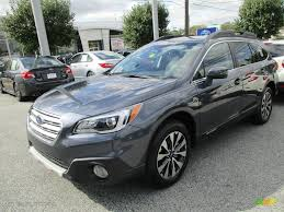 subaru outback 2017 interior 2017 carbide gray metallic subaru outback 2 5i limited 116314003