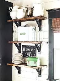 decorating ideas for kitchen shelves kitchen shelving ideas blatt me