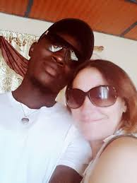 Lovely Couple In Bed Lying In Bedroom Gambia Mum Of Nine Says She Doesn U0027t Regret Leaving Kids For