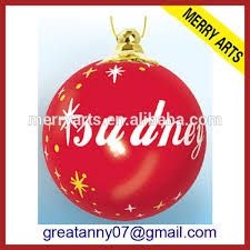 15 20 25 30cm clear acrylic ornament transparent