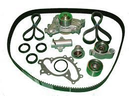lexus v8 timing belt replacement amazon com tbk timing belt kit lexus rx330 2004 to 2006 automotive