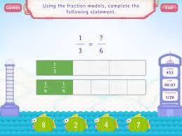 equivalent fractions using models worksheets 3rd grade math