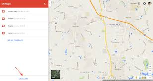 How To Make A Map How To Create A Customized Map For Your Next Trip Using Google