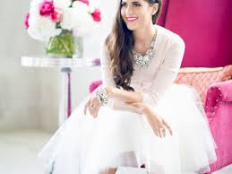 Pink Peonies Rachel Parcell by Random Fashion Blogger From Utah Makes 1 Million A Year Racked