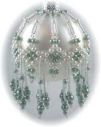 beaded ornament cover pattern that bead beading