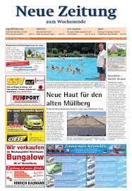 Esszimmer St Le F Schwergewichtige Neue Zeitung Ausgabe Nord Kw 29 By Gerhard Verlag Gmbh Issuu