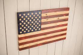 Reclaimed Wood Flag Elkriverwoods