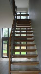 open staircase design east sussextimber stair systems