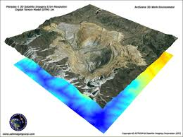 mineral mapping mining geological mapping satellite imaging corp