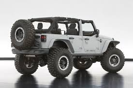 jeep wrangler 4 door white jeep wrangler mopar recon concept 2013 mad 4 wheels