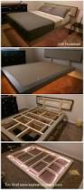 Complete Bedroom Set Woodworking Plans Best 25 Platform Bed Plans Ideas On Pinterest Queen Platform