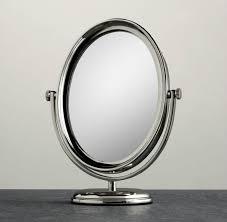 Free Standing Bathroom Mirrors Vanity Mirror Stand Furnitureteams
