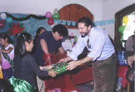 americas foundation christmas colegio la esperanza