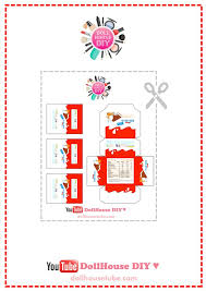 606 printable doll house ideas images