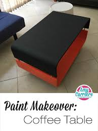 paint makeover u2013 coffee table design your best life