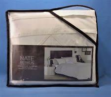 Nate Berkus Duvet Cover Cotton Blend Nate Berkus Duvet Covers U0026 Bedding Sets Ebay