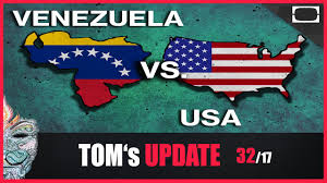 Flag Toms Tom U0027s Update 32 17 Usa Vs Venezuela Usa Vs Nordkorea Geo