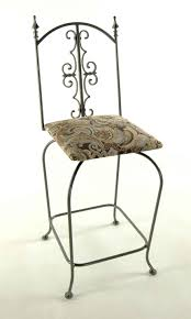 wrought iron kitchen island ideas kitchen island stools with backs cast iron stool