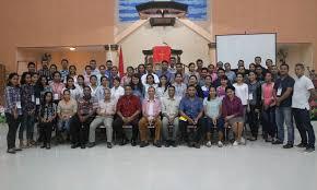 kerjasama amgpm cabang tiberias iii dan majelis jemaat gpm hative