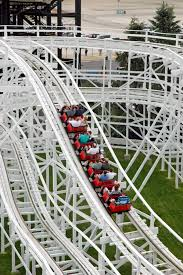 Six Flags Oh Historic Wooden Roller Coasters Trusted Since 1904