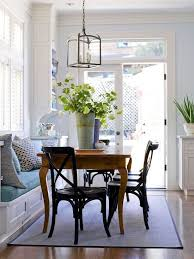 it feels homey weekends at home breakfast nook design elements kitchens and dining