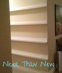 Wood Gallery Shelf by Diy Picture Gallery Shelves Hometalk