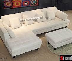 Contemporary Microfiber Sofa Product Reviews Buy 3pc Contemporary Off White Microfiber