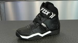short bike boots fox racing bomber boots motorcycle superstore youtube