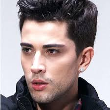 black stud earrings for guys men earrings with earring icedteafairy club