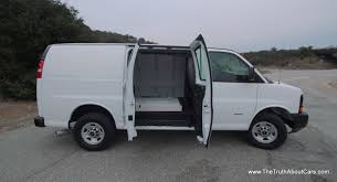 nissan work van 2012 gmc savanna 3500 diesel cargo van exterior side doors open