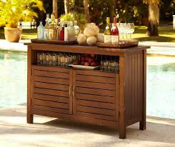 functionality and aesthetics outdoor sideboard kitchen wood