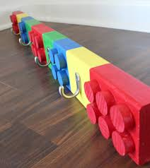 diy lego coat rack coat racks legos and learning