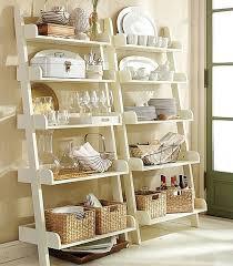 etagere de cuisine 50 idées d étagère échelle pour un intérieur original