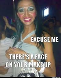 Pissed Face Meme - this chick is gonna be pissed when she is cruzing pintrest and comes