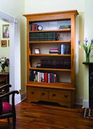 bibliophile u0027s bookcase popular woodworking magazine