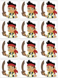 jake neverland pirates free printable birthday party mini