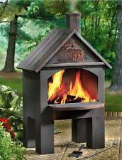 Cooking On A Chiminea Outdoor Patio Deck Fire Pit Chiminea Cabin Cooking Fireplace Bbq