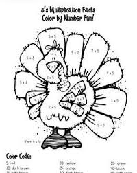 thanksgiving worksheets multiplication thanksgiving blessings