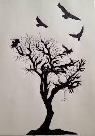 dead tree tattoos 2 best tattoos