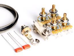 toneshapers wiring kit gibson sg standard vintage wiring