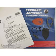 johnson evinrude new oem fuel pump repair rebuild kit 0438616