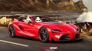 Toyota Ft 1 Engine Will Toyota Make A Supra Convertible Supra Ft1 Forum