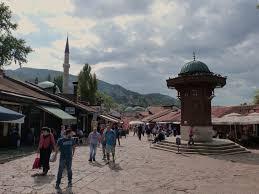 A History Of Ottoman Architecture Architecture In Sarajevo A History Lesson Continental Breakfast