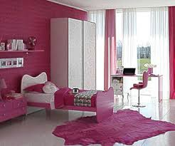 Pink And White Bedrooms - hello kitty bedroom with damask wallpaper room decor and design