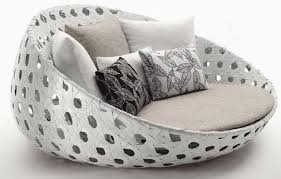cute round chair with water resistant cushion id 6224852 product