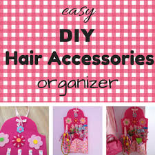 hair accessories organizer easy diy hair accessories organizer keeping it real
