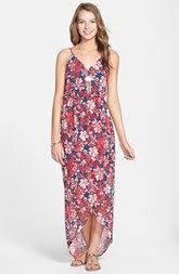 jennifer lopez silky maxi dress women u0027s kohls com fashion