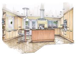 interior design color sketches interior design color concept